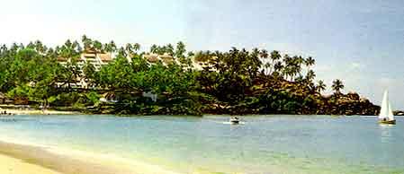 Kovalam Ashok Beach Resort Kerala India
